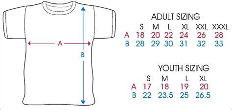 size t shirt template t shirt size chart template vector t shirt template back