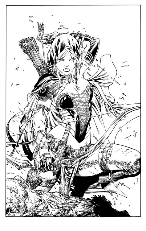 grimm tales coloring book box set books robyn inks by devgear on deviantart