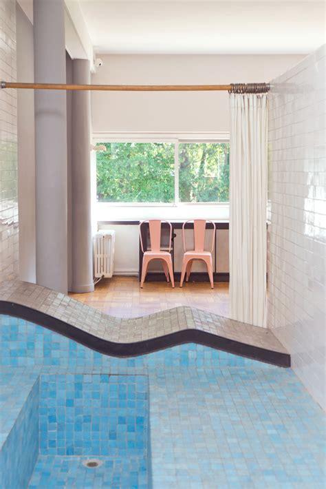 Beds On The Floor joelix com villa savoye by le corbusier