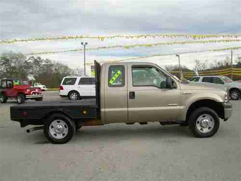 Sell used 2005 Ford F 250 King Cab 4X4 6.0 Diesel only 87K