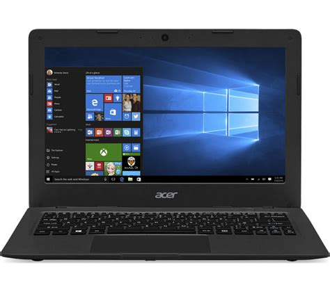 Laptop Acer Aspire One Cloudbook 14 Buy Acer Aspire One Cloudbook 14 Quot Laptop Grey Free Delivery Currys
