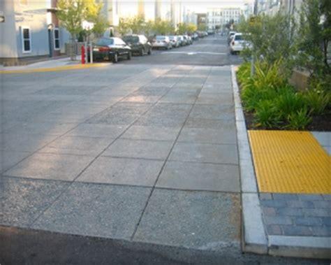 1 south ness avenue 7th floor san francisco ca raised crosswalks sf better streets