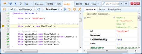 tutorial debug javascript with firebug saying goodbye to firebug mozilla hacks the web