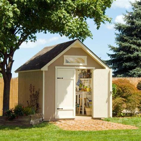 Costco Wood Storage Shed by Yardline Remise Everton De 8 Pi X 12 Pi Jardins