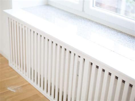heizungsverkleidung selber bauen - Fensterbrett Selber Bauen