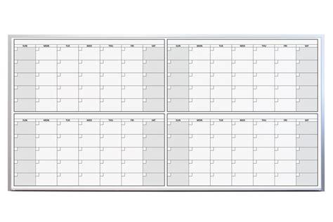 120 day calendar template 4 month erase calendars