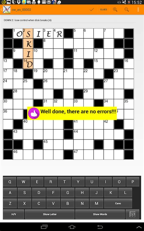 hindi crossword android apps on google play italian crosswords app android apps on google play
