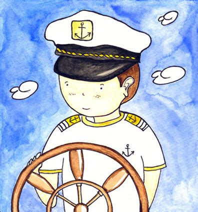 what is captain with a ship without a captain can be lost at sea babybees