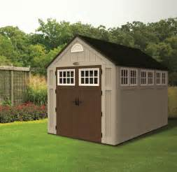 Outside Storage Buildings My Backyard Shop Home And Outdoor Products Suncast