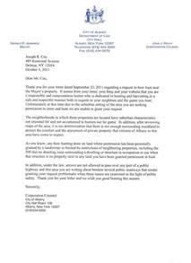 Insurance Denial Letter Template Sample Letter Denial Of Claim Sample Business Letter