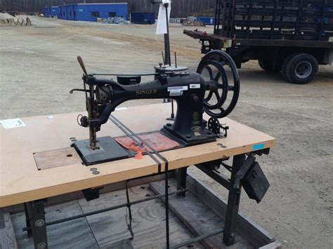 Used Upholstery Sewing Machines For Sale ot wtb industrial commercial walking foot upholstery