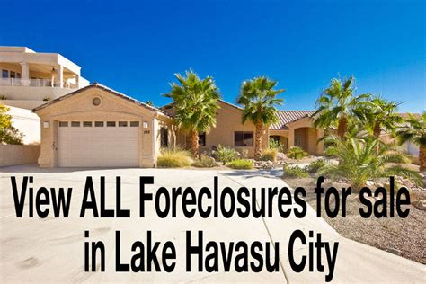 find the best foreclosures deals in lake havasu city