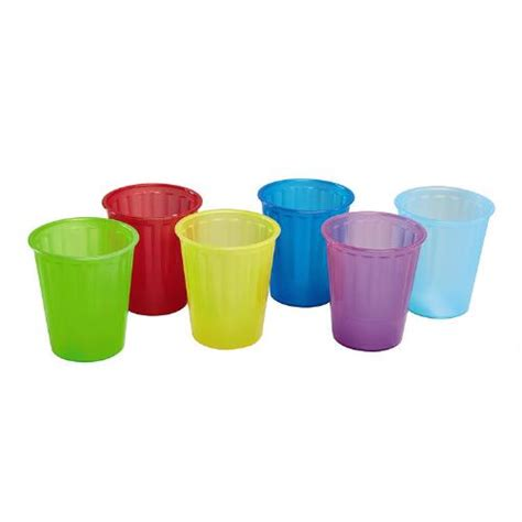 colored plastic cups set of 6 christmas tree shops andthat
