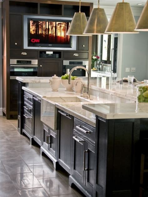 kitchen island with sink and dishwasher and seating kitchen island with sink and dishwasher and seating