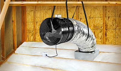 whisper quiet attic fans quietcool stealth pro 3 3 951 construction