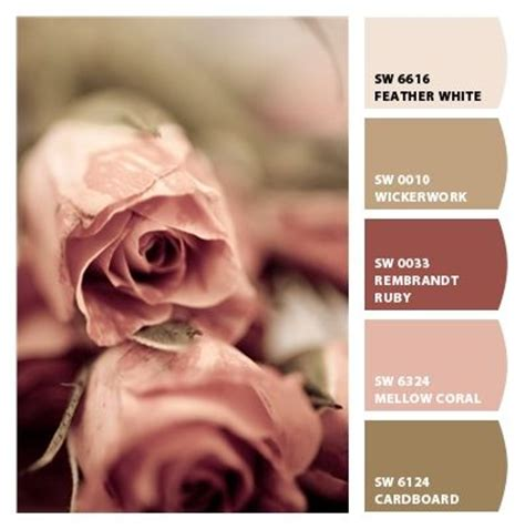 paint colors from chip it by sherwin williams color swatch color combos color