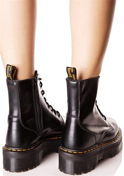 Boots Dr Martins dr martens jadon 8 eye boots dolls kill