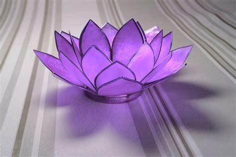 Kaca Cermin Teratai Pink gambar roda ungu daun bunga kaca dekorasi biru berwarna merah muda penerangan bahan
