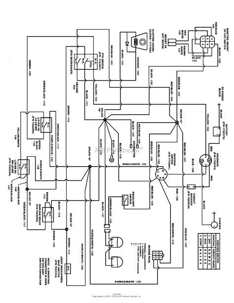 lawn mower solenoid wiring diagram murray mower wiring