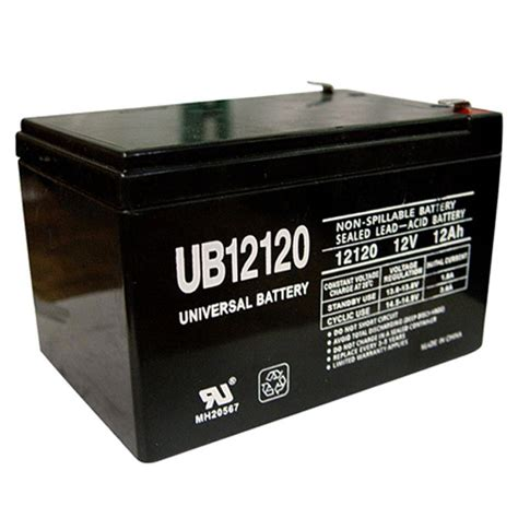 Wheel Chair Batteries by 12 Volt 12 Ah Ub12120 Agm Wheelchair Mobility Scooter