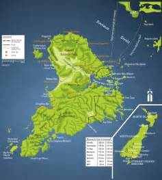 Car Hire Nz South Island Stewart Island Maps