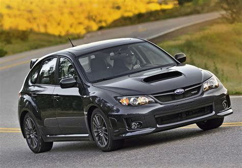 2013 Subaru Wrx Hatchback