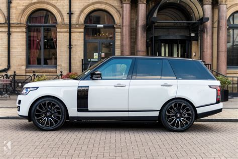 land rover autobiography white range rover vogue autobiography my14 kiseki studio