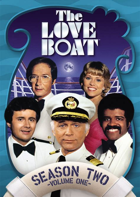 the love boat richard says my love boat all aboard