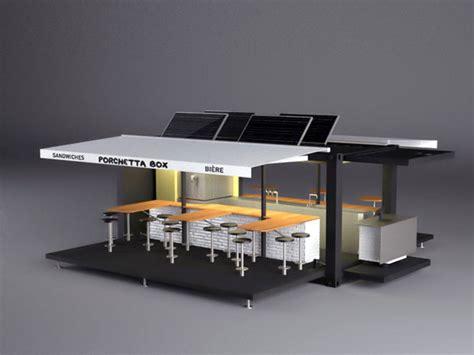Tenda Cafe Second rumah kontainer modifikasi kontainer
