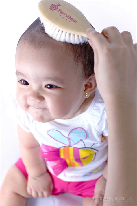 for babies 5 fascinating reasons to brush your baby s hair regularly