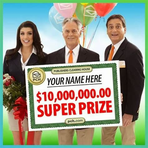 Pch 10 Million - publishers clearing house business model house best design