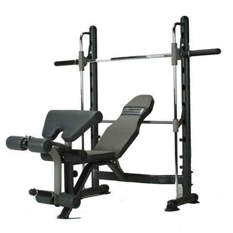 marcy bench press marcy iron man bench marcy fitness tsa5762 half smith