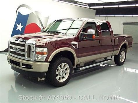 2009 ford f250 lariat for sale 2009 ford f 250 lariat for sale with photos carfax