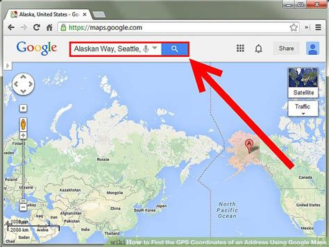 Coordinates Finder By Address How To Find The Gps Coordinates Of An Address Using Maps