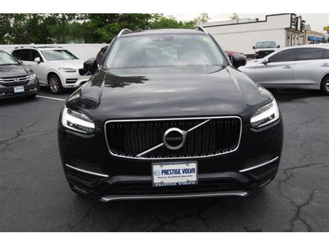2016 volvo xc90 0 black awd t6 momentum 4dr suv 4 cylinder