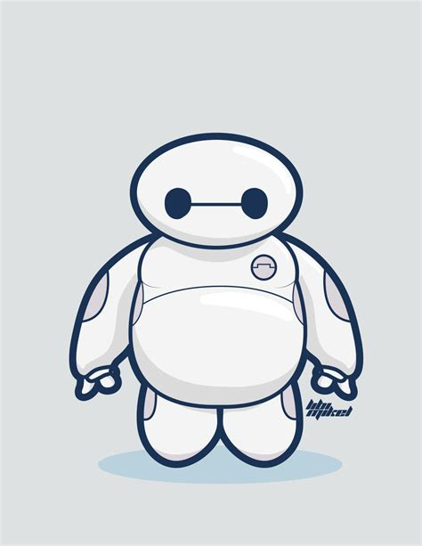 Baymax Chibi Wallpaper | big hero 6 baymax chibi by levy009 on deviantart