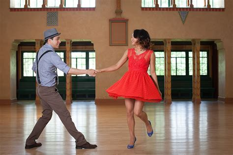 glen echo swing dance megan don s super fun engagement pictures at glen echo