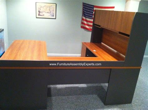 Office Desk Assembly 103 Best Images About Office Furniture Assembly