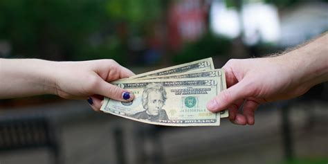 How To Find Rich To Give You Money Giving Money Images