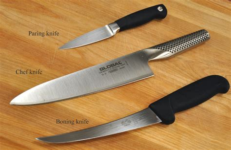 most important kitchen knives important kitchen knives a gift guide for the chef in