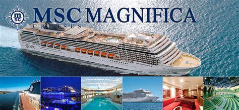 msc magnifica kabinen bewertung msc magnifica schiffsportrait reisef 252 hrer