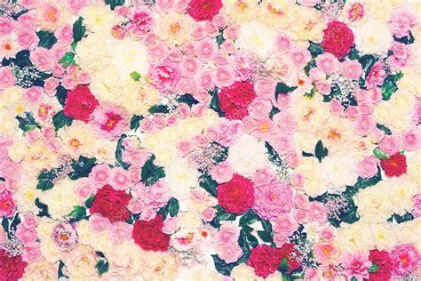 bloemen pastel bloemen achtergrond zachte pastelkleuren stockfoto