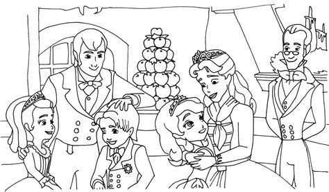 happy birthday sofia coloring pages sofia the first coloring pages the sun flower pages