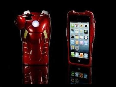 iron man iphone case unboxingreview giveaway youtube