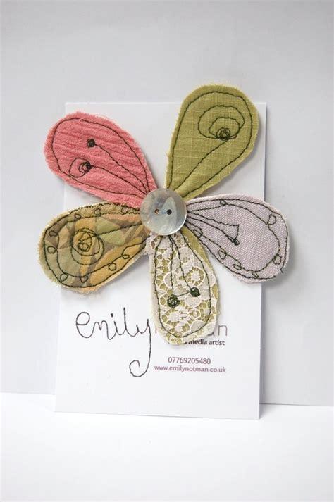 best 25 fabric flower pins ideas on fabric
