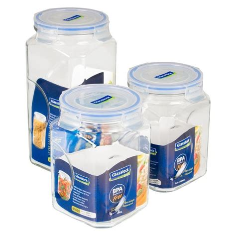 Lock Lock Food Container 1 2l 59 daily deal glasslock airtight canister set