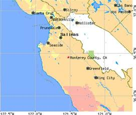 california map monterey monterey county california detailed profile houses real estate cost of living wages work