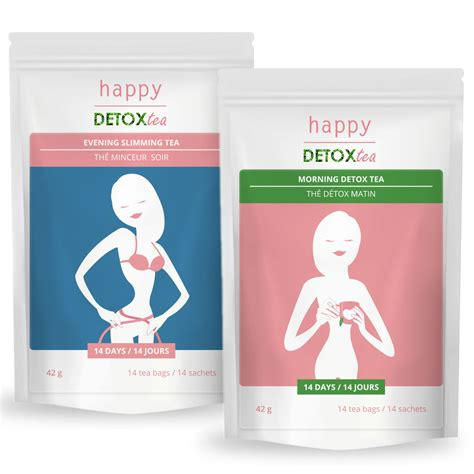 The Detox Market Promo by Teatox Matin Soir 4 Semaines 187 Healthy Market