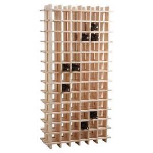 aubry gaspard casier 224 vin en bois 78 bouteilles pas