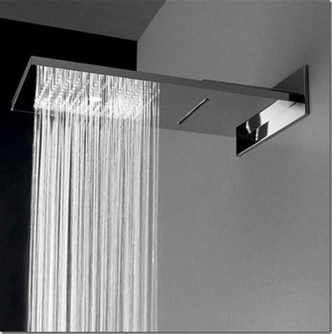 Aqua Shower System by Graff Aqua Sense Electronic Shower System Futuristic